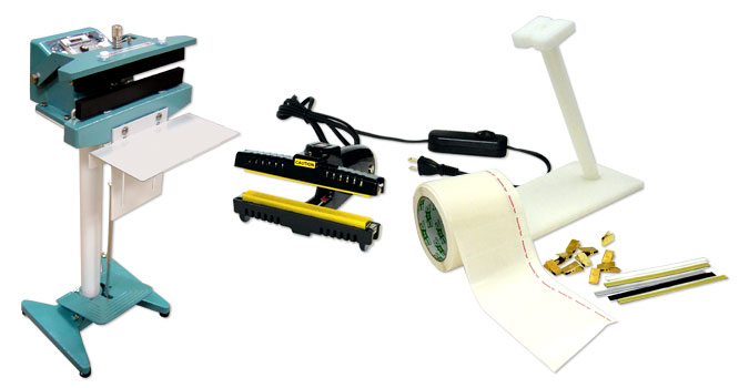 Accessories & Heat-Sealers